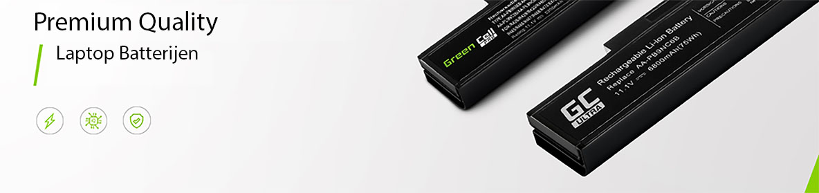 Premium Quality batterijen